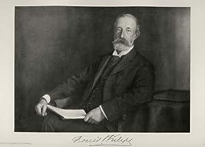 Portrait of Louis Alexandre Philips. Philips Frères (Gebroeders Philips). Fabrique de Tabacs, ...