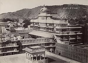 Jaipur City Palace.: JAIPUR.