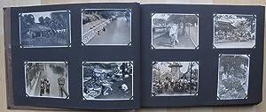 Album with 287 original photographs. Eine Reise von Professor Dr. Paul Metzner im Jahre 1952: JAVA.