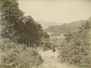 Moto Hakone (View on).: HAKONE.