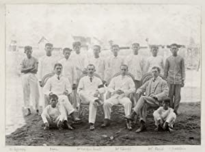 Photographs of Colonial Life in the Philippines. Iloilo on Panay Island. Shanghai. Album.: ...