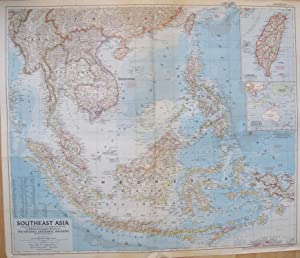 Southeast Asia.: LA GORCE, John Oliver (Editor).