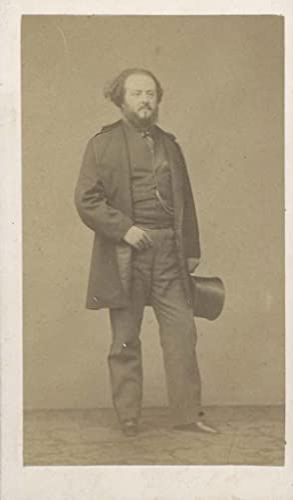 Portrait of Gustave-Hippolyte Roger.: PETIT, Pierre & TRINQUART.