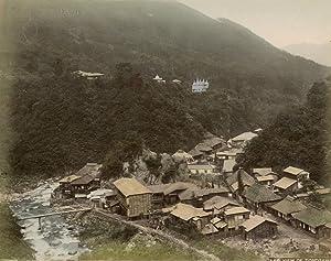View of Tonosawa.: TONOSAWA.