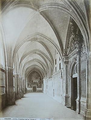 Toledo. Claustro de la catedral.: LAURENT y Cie,