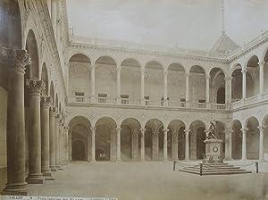 Toledo. Vista interior del Alcazar.: LAURENT y Cie,