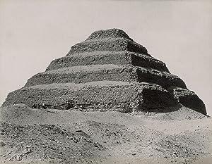 Pyramide de Sakkara.: SÉBAH, J. Pascal.