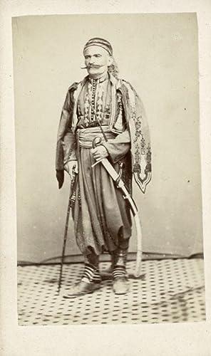 Turkish soldier.: BONFILS, Félix.