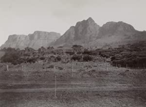 Panorama, with bay and beach.: CAPE TOWN.