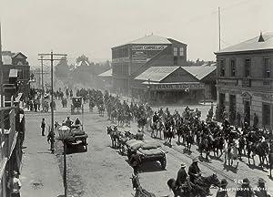 Boer Parading the Streets.: BARNETT.