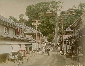 100 Stone Steps.: YOKOHAMA.