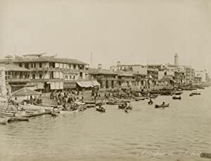 Quai de Port Said.: ZANGAKI (C. & G. Zangaki Brothers).