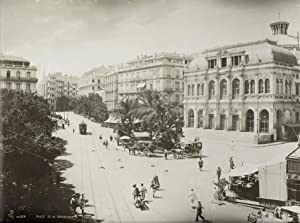 Place de la Republique.: ALGER.
