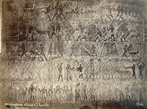 Zakkarah Intérieur du Tombeau de Ti Paroi: SÉBAH, Pascal.