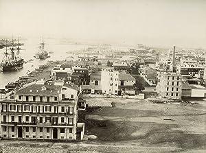Panorama de Port Saïd.: ARNOUX, Hippolyte.