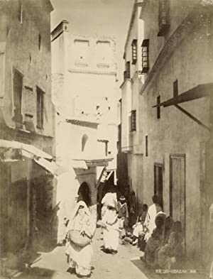 Rue Sidi-Abdallah.: ALGER .