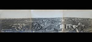 Dynamite Disaster. General View, North of Johannesburg.: DUFFUS BROS.