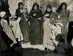Arabische Frauen aus Cairo.: LEIPZIGER PRESSE-BURO.