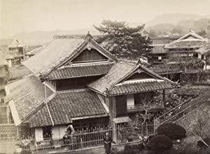 Panoramic view on houses in Eastern China.: CHINA.