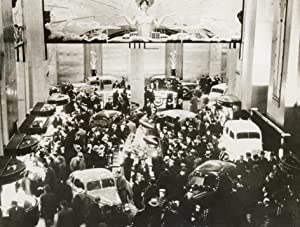 General view of the Automobile Show at the Grand Central Palace, New York. The Exhibits of the ...