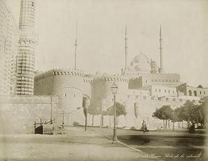 Caire. Porte de la Citadelle.: ZANGAKI (C. &