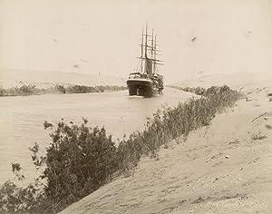 Suez Canal.: ZANGAKI (C. &