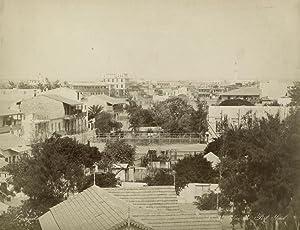 Vue de Port Said.: ZANGAKI (C. &