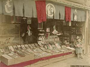 Millinery Shop (2).: KIMBEI, Kusakabe (Attributed