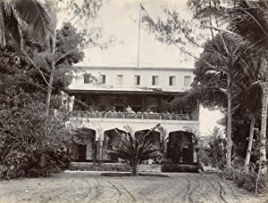 German Club in Zanzibar.: GOMES & Co.,