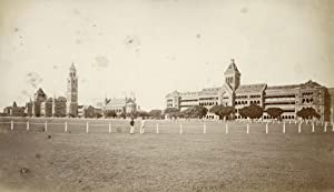Bombay. Government Buildings.: BOURNE, Samuel &