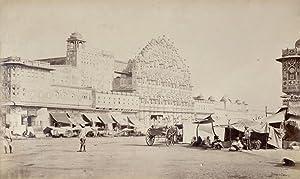 Hawa Mahal, Jaipur.: BOURNE, Samuel & SHEPHERD.