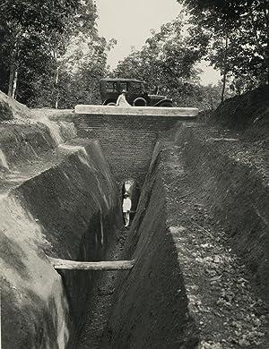 Gronddreinage in Meroeboen, Soengai Karang, Deli Serdang.: SHIRAISHI.K.