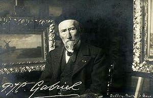 Portrait, by Delboy-Baer.: GABRIEL, P. J. C.