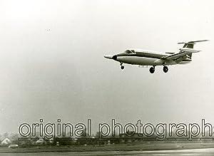 HFB-320 Hansa, landing.: HAMBURGER FLUGZEUGBAU.