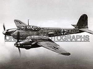 Me 410, VN+AT.: MESSERSCHMITT.