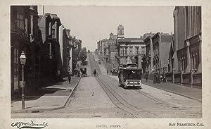 Powell Street, San Francisco.: McDONALD, A. J.