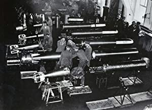 Construction of torpedo's for the Heinkel He: HEINKEL.