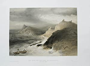 """The Gale of the Port of Balaklava, 14th Nov. 1854, the Loss of """"The Prince"""".: SIMPSON, ..."""