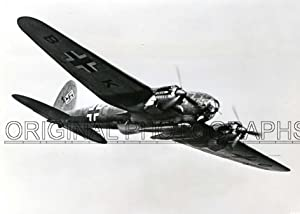 He 111, BK+CO, air to air.: HEINKEL.