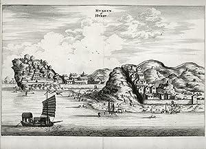 Hukoen of Hukiu.: NIEUHOF, Joan.