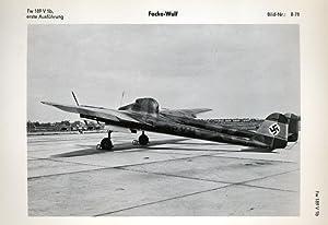 Fw 189 V 1b, D-OPVN, (First prototype).: FOCKE-WULF.