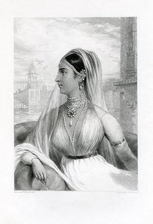 The Rajpootni Bride.: DANIELL R. A., William.