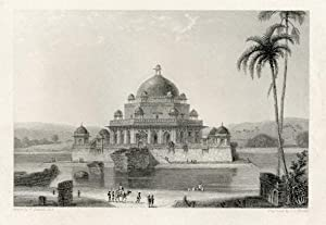 Mausoleum of the Emperor Shere Shah.: DANIELL R. A., William.