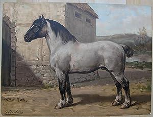 Het Bretanger Paard.: EERELMAN, OTTO.