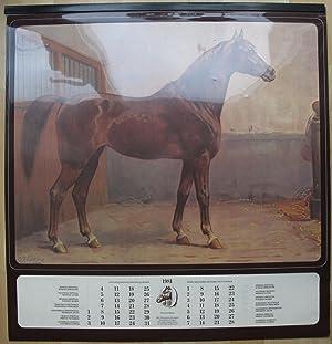 Calendar 1981.: EERELMAN, OTTO.