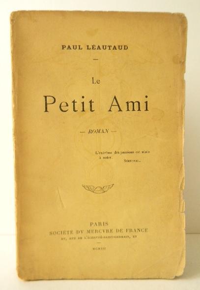 Le Petit Ami De Leautaud Paul Iberlibro