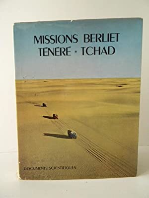 MISSIONS BERLIET. Ténéré-Tchad.: SAHARA]
