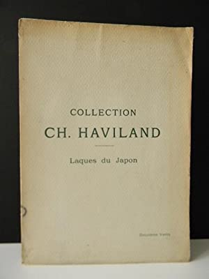 ‎COLLECTION CH. HAVILAND.‎ Laques du Japon.: ART DU JAPON]