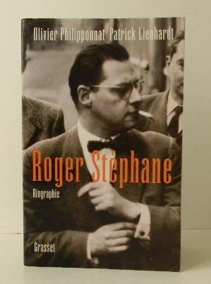 ROGER STEPHANE. Biographie.