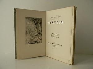FERVEUR.: LABOUREUR (Jean-Emile). POMES (Mathilde).